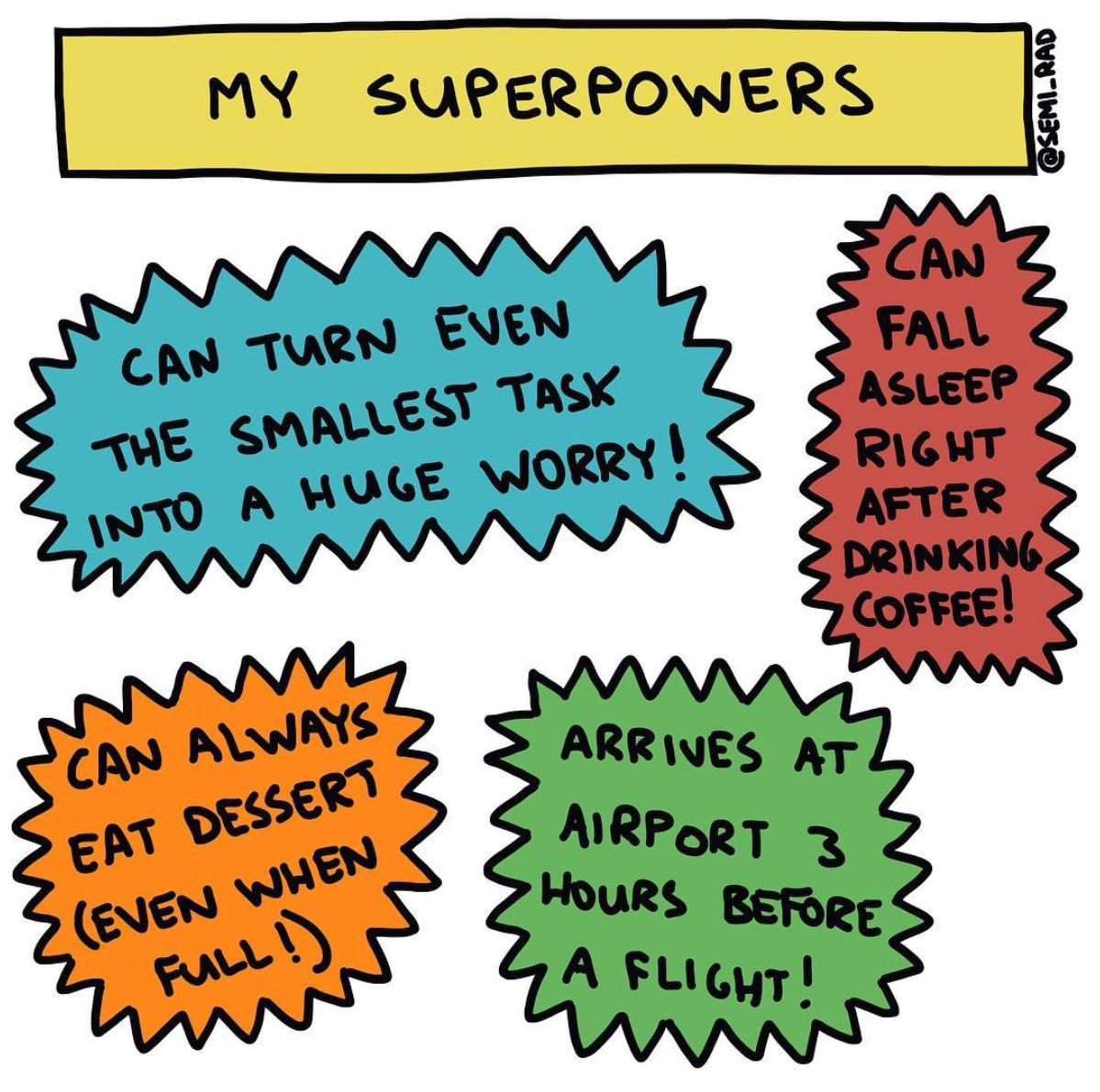 Semi_Rad Superpowers